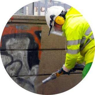 Nettoyage graffitis tags Perpignan, 66, Pyrénées Orientales, Aerotech66